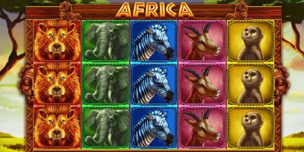 เกมส์สล็อตแอฟริกา